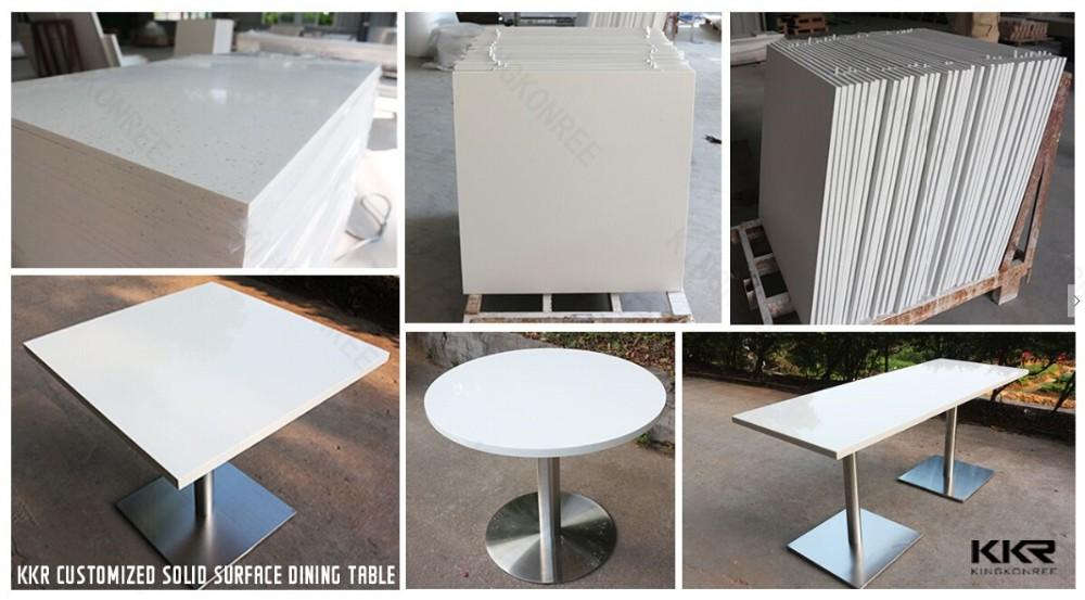 Eetkamer rechthoekige zits tafel vergaderzaal seater tafel