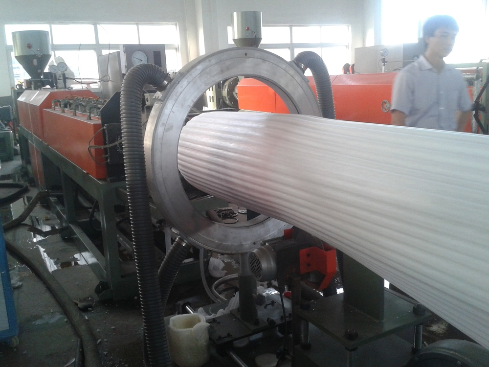 0.5-3.5mm FLY-90 Plastic Extruder Machine PE Foam Machine