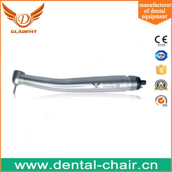 chinese dental unit instrument push button handpiece turbine air turbine dental wh
