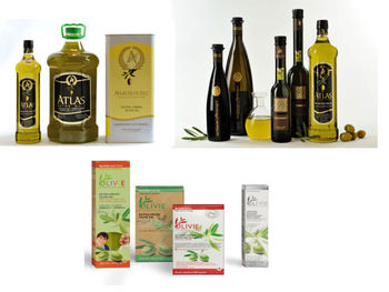 Atlas Organic Extra Virgin Olive Oil - Buy Olive Oil Producers Product on  Alibaba com