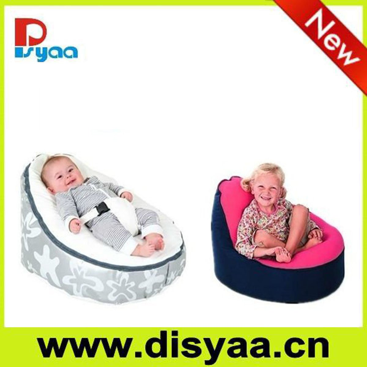 Manufacturer baby bean bag baby bean bag wholesale for Personalized kids soft chairs