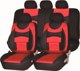 Jacquard Fabric Breathable Roxy Fashion Car Seat Covers