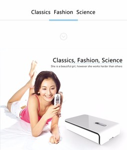 2018 healthy life mobile phone accessory sanitizer UV sterilizer