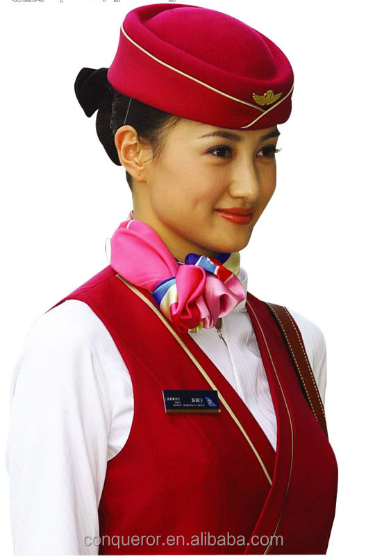 New style cabin crew uniform , flight uniform