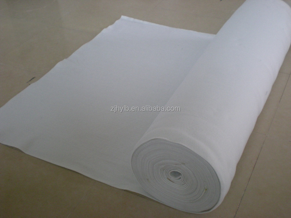 Polyester filter cloth for liquid filtration