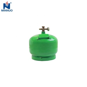 Cooking gas regulator with meter 2kg cylinder use lpg adjustable economical customized