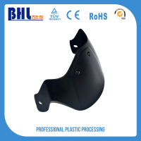 Black ABS plastic sheet auto parts car part