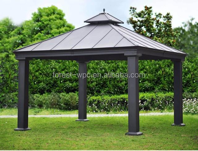 garten gemacht pavillon design polycarbonat dach pavillon pavillon tropischen b gen pavillons. Black Bedroom Furniture Sets. Home Design Ideas