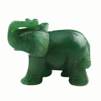high quality Chinese jade elephant statue