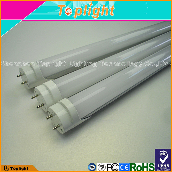 Newest type High quality aluminum PCB 1200mm 20W T8 LED tube
