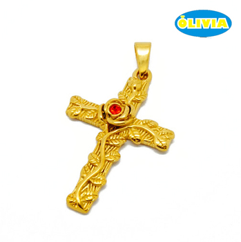 Red diamond infinity cross necklace gold silver men cross pendant red diamond infinity cross necklace gold silver men cross pendant aloadofball Images