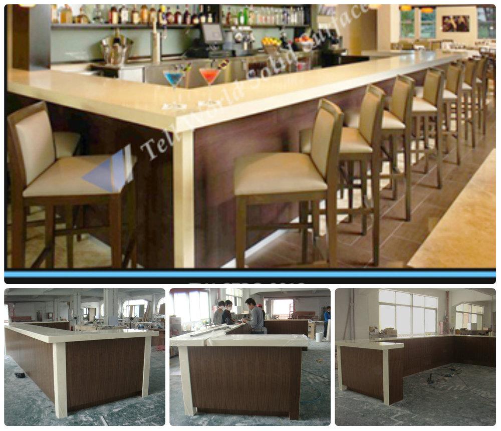 luxury bar counter designs, home wine mini bar counter modern ...
