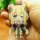 Free Sample Custom Anime Acrylic Keychain Custom Acrylic Keychain Maker