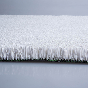 High Quality white customized plastic Artificial Grass for Dry ski Slope mat for outdoor