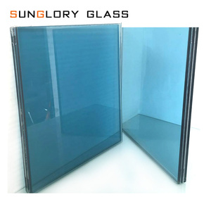 20mm solid glass window
