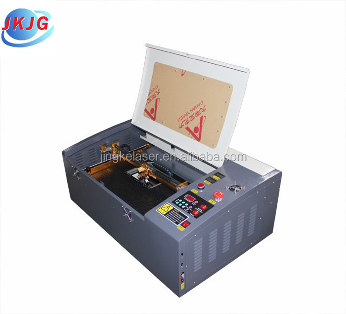 China JK-3040 Hot sale handcraft DIY best cost performance co2 laser engraving machine 3040