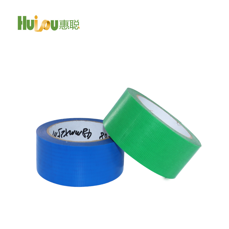 Outdoor masking protective curing adhesive tape