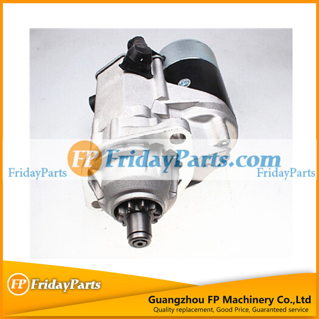 Buy cheap china alternator and starter motor products find china diesel 6d102 pc200 6 pc200 7 starter motor 600 863 4110 generator publicscrutiny Images