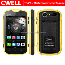 CWELL LTD Fornitura Miglior Rugged Smartphone, Rugged <span class=keywords><strong>Smart</strong></span> phone, Telefono Cellulare robusto con Skype ID