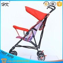 2017 hot selling light weight see baby stroller