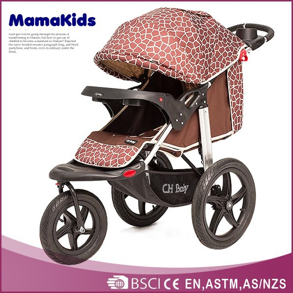 2014 buyer speak highly of high quality folding pet jogger stroller