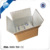Cold delivery box carton packaging chill corrugated cardboard boxes with aluminum foil and foam lined for seafood transportation
