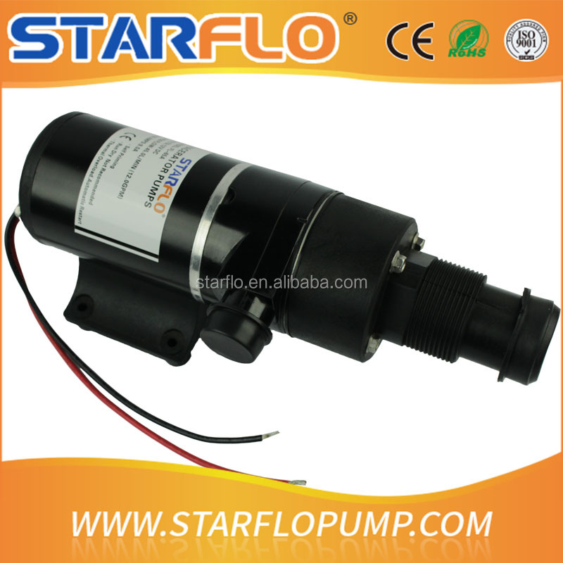 STARFLO 45LPM industry sump 12v macerator pump for RV