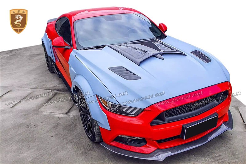 for ford mustang wide body kit css design good price body kit for mustang buy for mustang wide. Black Bedroom Furniture Sets. Home Design Ideas