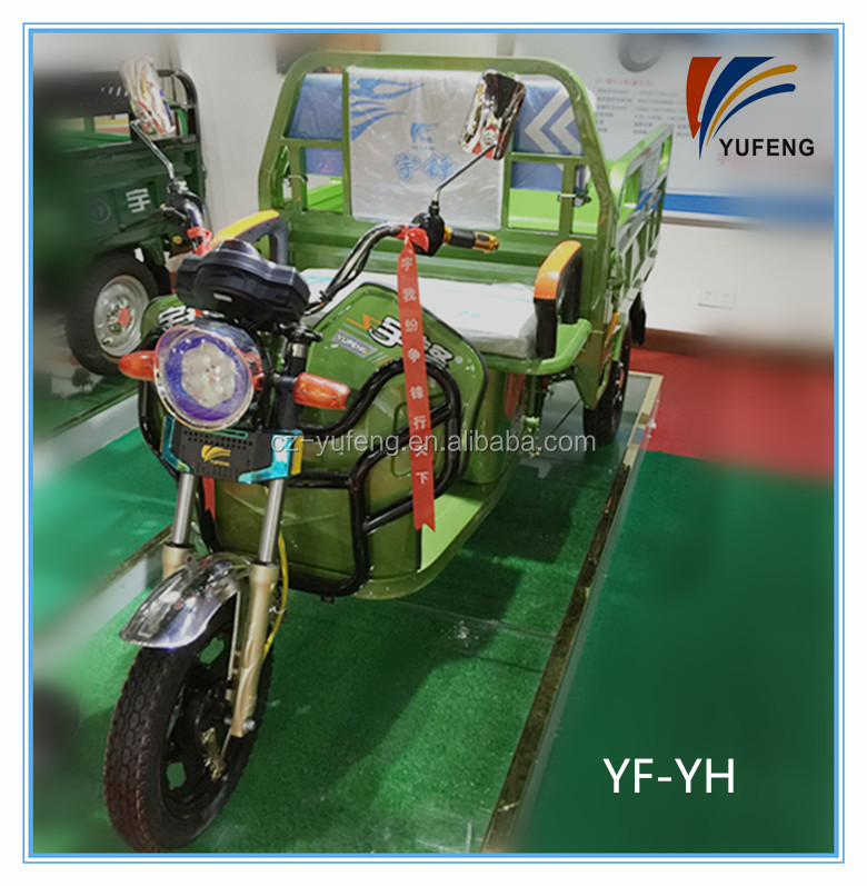 1000w cargo use for and electric driving type electric tricycle three wheeler