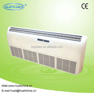 Central air conditioner ceiling mounted fan coil unit