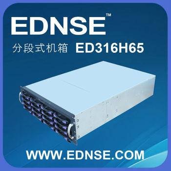 Ednse 3u Ed316h65 Hot-swap With 16 Hdd Bays Min Sas/sata Server ...