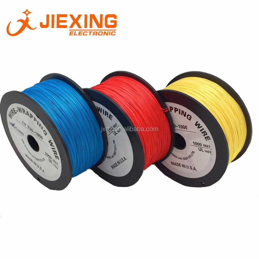 Wrapping <strong>wire</strong> AWG#30 B30-1000 UL1423