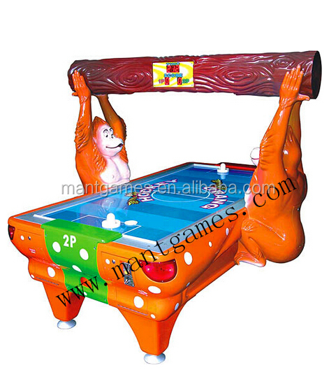2015 Newest Children Games Indoor Air Hockey Table /kids Air Hockey  Redemption Game Machine