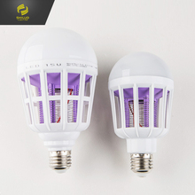 Hot selling UV <span class=keywords><strong>Lamp</strong></span> Insect Trap <span class=keywords><strong>lamp</strong></span>, huis houden Muggen <span class=keywords><strong>Killer</strong></span> <span class=keywords><strong>Lamp</strong></span> 15w 110V & 220V E27/B22 base 15W muggen <span class=keywords><strong>killer</strong></span> <span class=keywords><strong>lamp</strong></span>