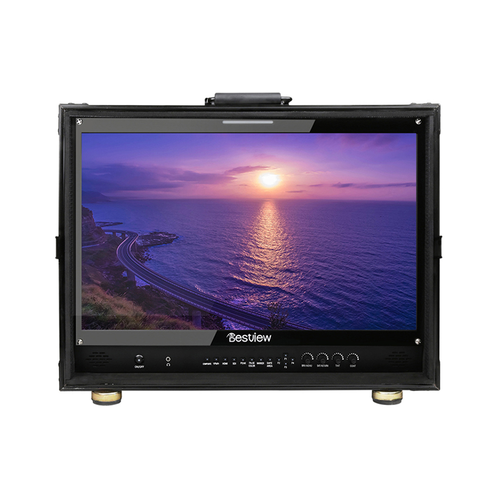 Bestview 21.5 inch broadcast video <strong>monitor</strong> N21 full HD 1080p support HDMI/3G-SDI