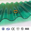 transparent corrugated plastic roofing sheet price