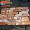 Exterior Wall Decorative Reclaimed Brick Real Old Antique Thin Brick Veneer Tiles