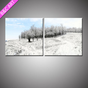 Wall Decoration 3d Interior Natural Scenery Canvas Board for Painting