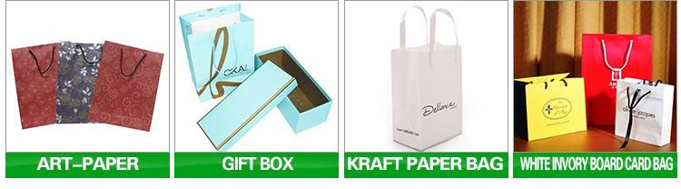 China Manufacturing Kraft Paper Bag For Shopping Market Promotion ...