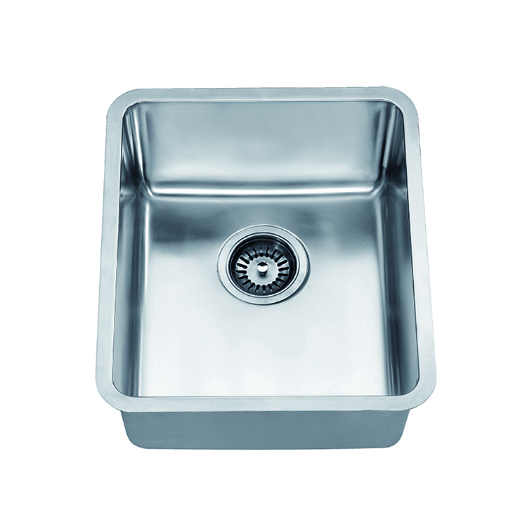 B121307 Stainless Steel Single Bowl Small Commercial Sinks With Kitchen  Corner Sinks - Buy Small Bar Sink,Kitchen Corner Sinks,Unique Bar Sinks ...