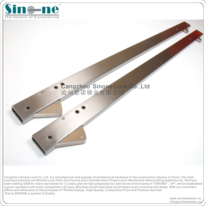 Fire-rated Stainless Steel Door Coordinator Door Selector UL qualified concealed Door Coordinator DC101  sc 1 st  Alibaba & Fire-rated Stainless Steel Door Coordinator Door Selector Ul ...