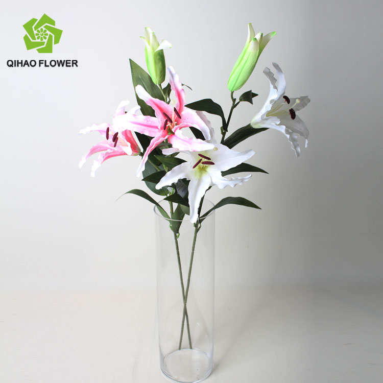 Artificial Tiger Lily Use For Decoration Artificial Flowers ...