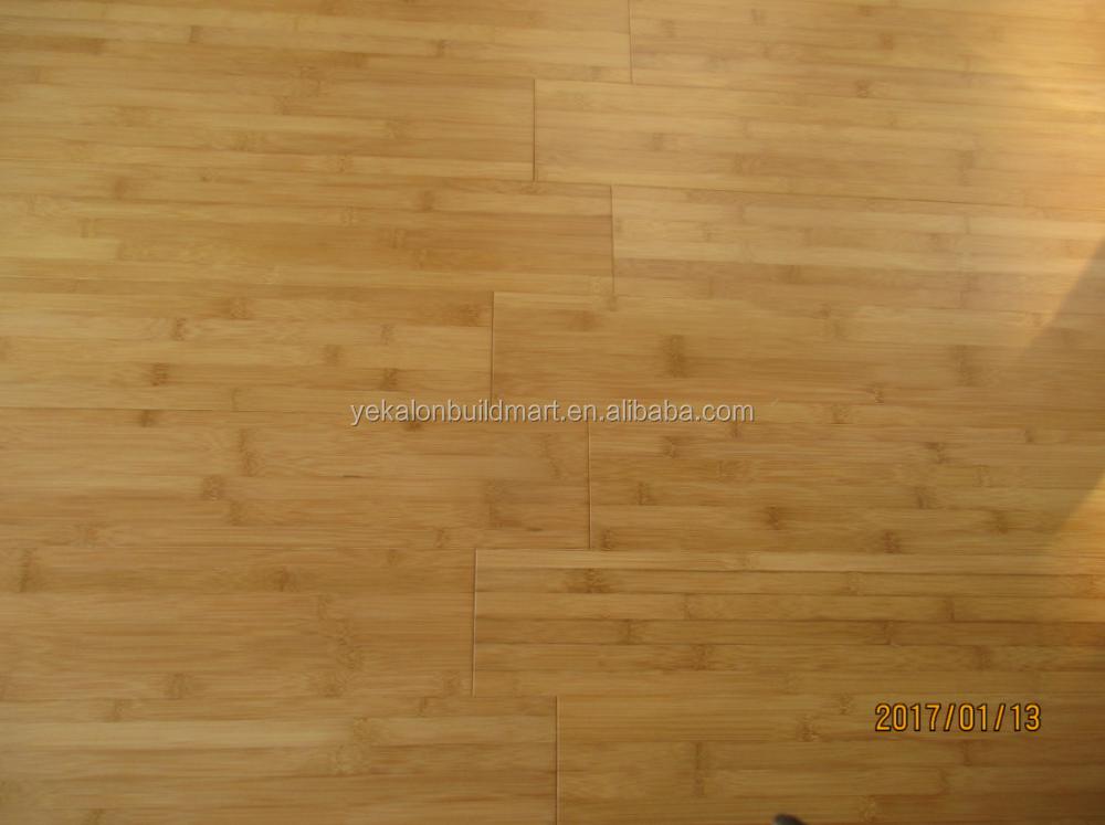 Verticale bamboe vloeren mat of hoogglans bamboe parket voor