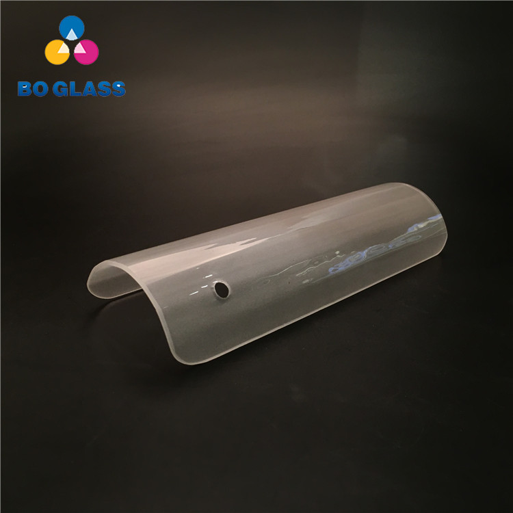 Frost Clear Borosilicate Glass Tubes Pyrex Borosilicate Glass Tube