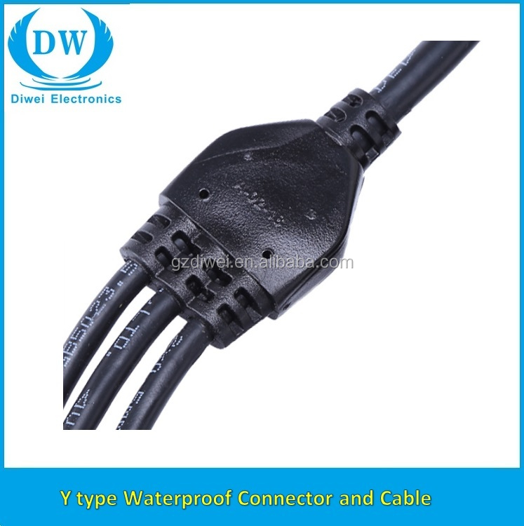 Electrical Terminal Led Outdoor Lighting Ip68 Waterproof Connector ...