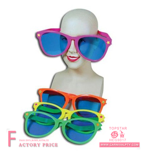 wholesale plastic party glasses wholesale novelty cocktail cups green giant sunglasses