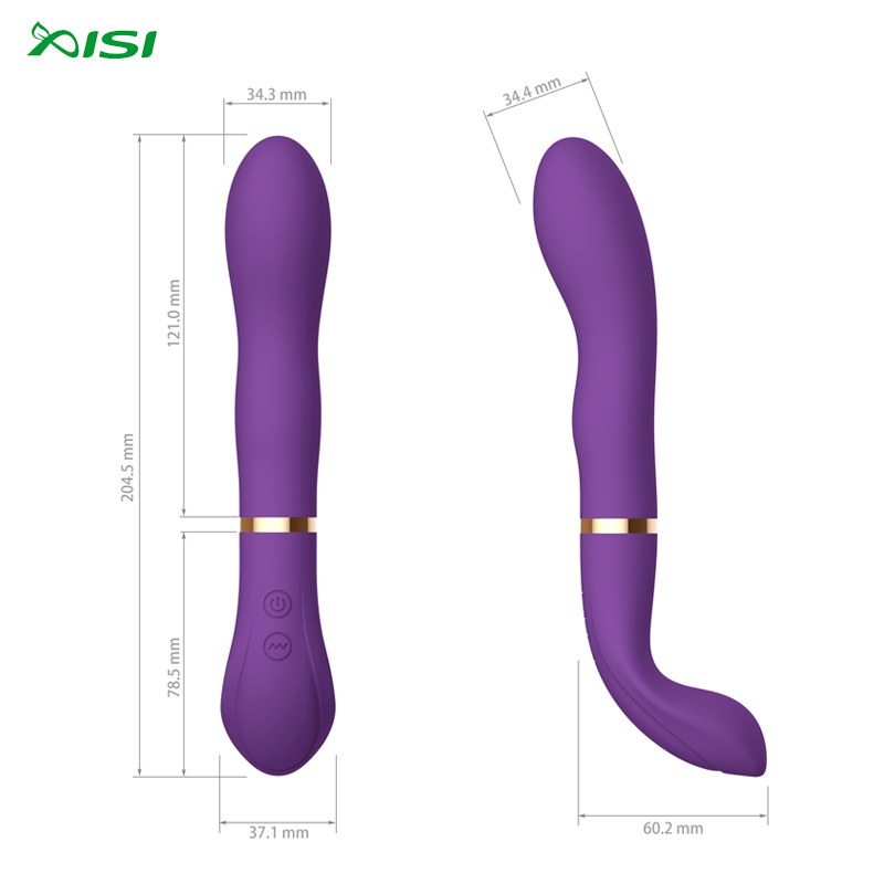 Adult Secret Dildo Vibrator for Women Sex Toy Product Dual Motors Super power Rechargeable Vagina Vibrator
