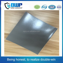 Factory outlets roof materials 1.5mm PVC Reinforced waterproof membrane