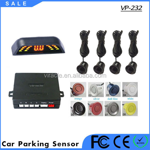 Auto Electronics Led Parking Sensor,Toyota Auto Parking Sensor ...