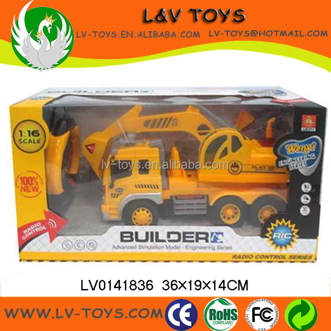Wholesale rc construction toy trucks,kids Cars Trucks for sale